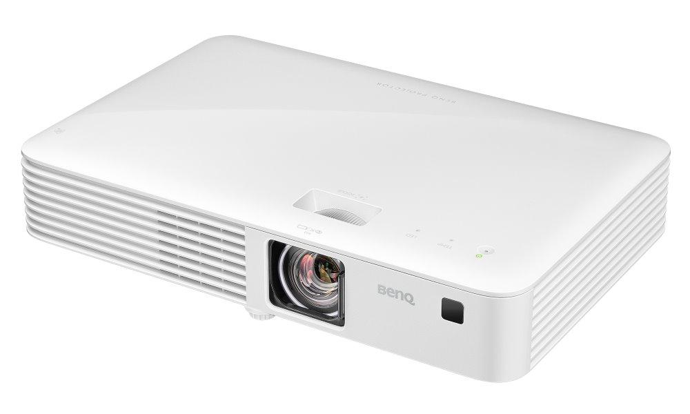 Benq Ch100 Led Mini Projektor Full Hd 1080p Dlp 1000 Ansi 100 000 1 Hdmi Usb Discomp Networking Solutions