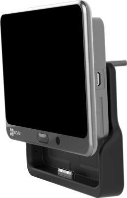 Timbre / Mirilla WiFi Ezviz | EZ-CS-DP1-A0-4A1WPFBSR