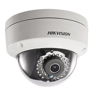 Hikvision IP dome kamera - DS-2CD2152F-I/4, 5MP, 2590×1920, 20fps, IP66, 10m IR, IRcut, obj. 4mm, SD, PoE