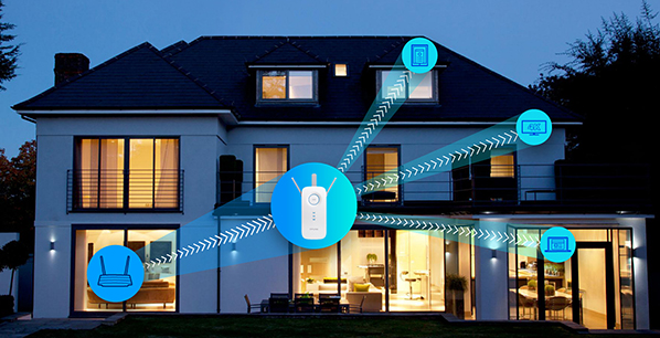 The Device Also Reduces Signal Interference To Ensure Reliable Wi Fi Coverage Throughout Your Home Or Office