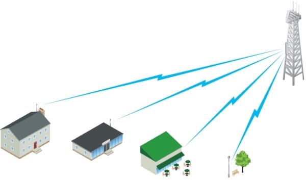 UBNT NanoStation Loco M5, venkovní, 5GHz MIMO, 2x 13dBi