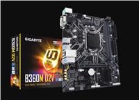 GIGABYTE MB Sc LGA1151 B360M D2V, Intel B360, 2xDDR4, VGA