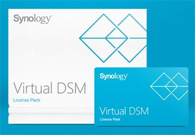 Synology Virtual DSM licence | Discomp - networking solutions