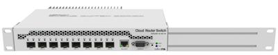 MikroTik Cloud Router Switch CRS309-1G-8S+IN, Dual Boot (SwitchOS