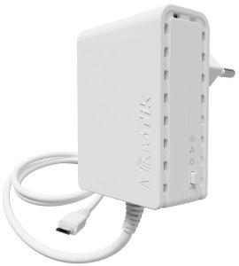 MikroTik PL7400 Powerline adaptér, PWR-Line EU   Discomp