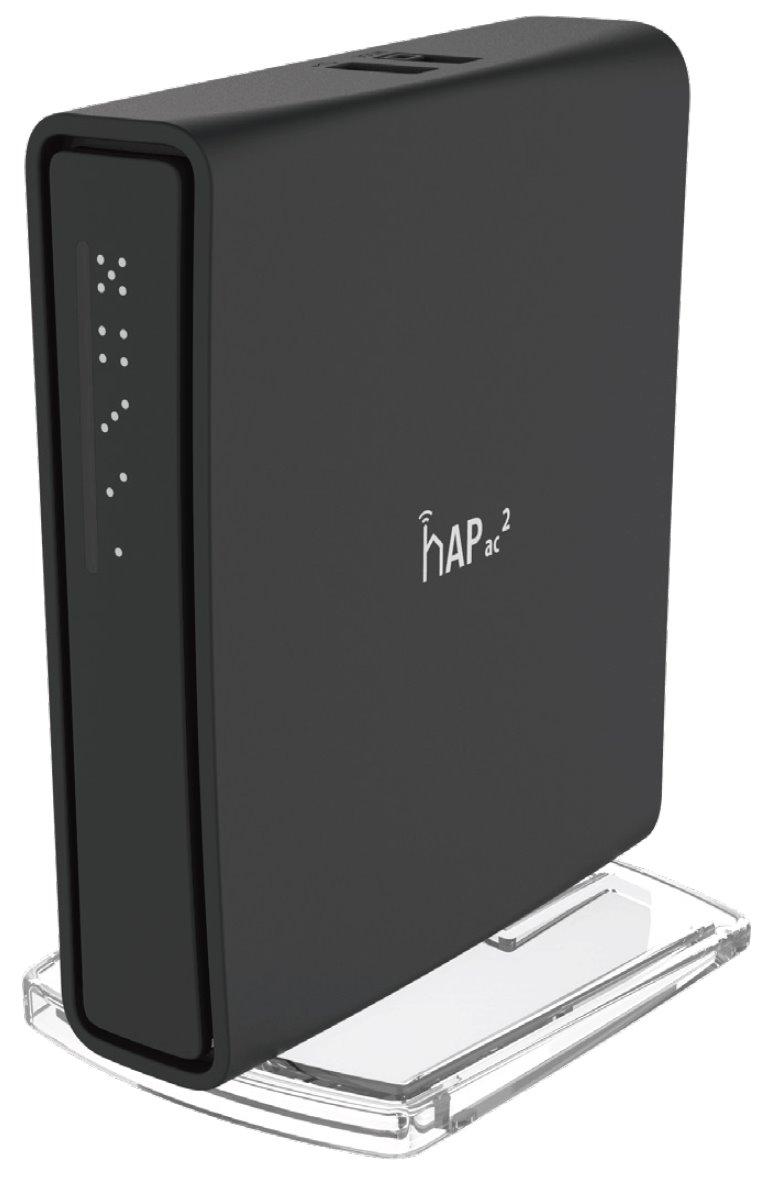 MikroTik RouterBOARD RBD52G-5HacD2HnD-TC, hAP ac2, 5x GLAN, USB, 300